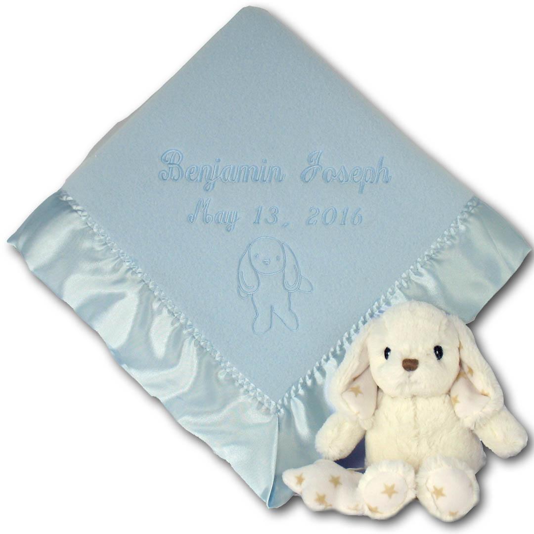Baby Gift Kit : Hugginz bunny baby gift set